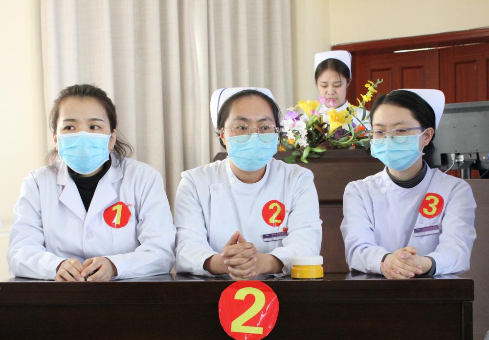 """青海省藏医院""""人员大培训、岗位大练兵、环境大整治"""" 系列活动三--- 疫情防控知识竞赛(图6)"""